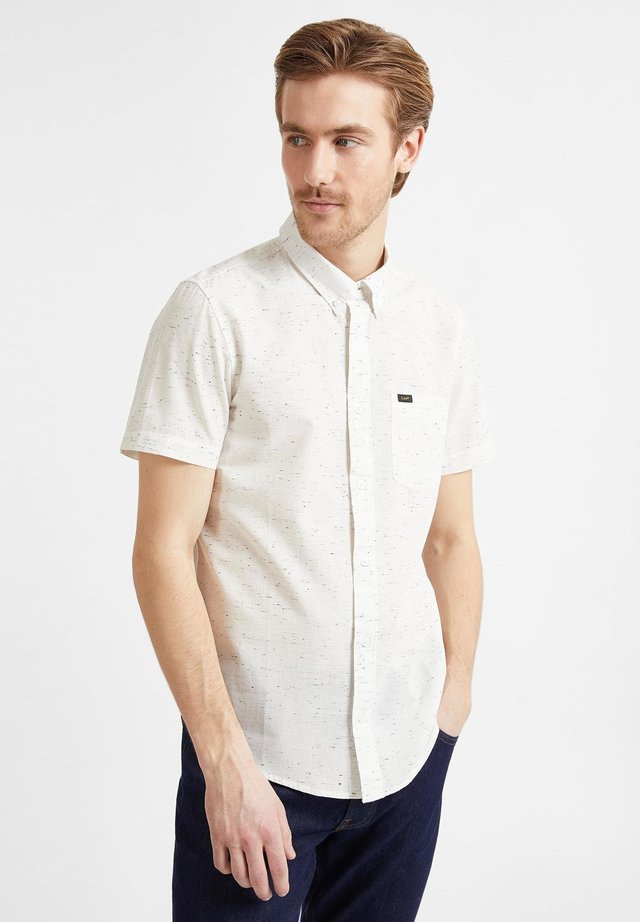 Camisa - white canvas