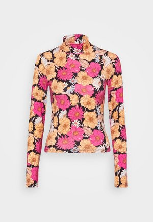 DORSIA - Long sleeved top - pink/multicoloured