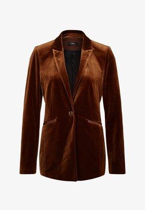 Blazer - brown
