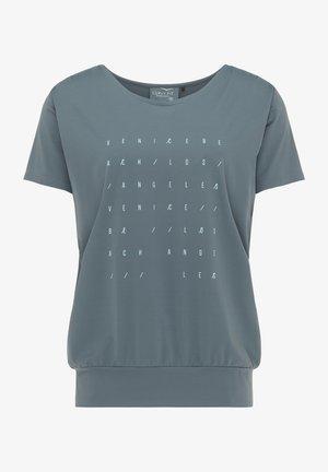 Sports shirt - dark slate