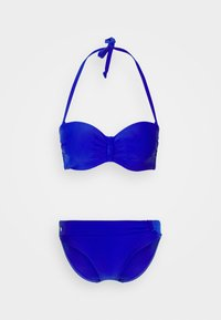 LASCANA - WIRE SET - Bikiny - blue - 5