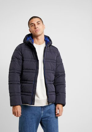 CLASSIC HOODED PRIMALOFT JACKET - Winter jacket - night