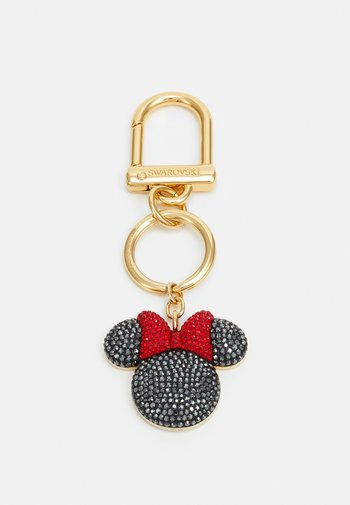 MINNIE & MICKEY BAG CHARM