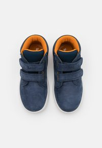 Timberland - TODDLE TRACKS - High-top trainers - navy - 3