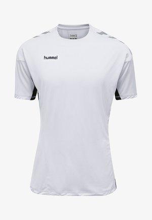 TECH MOVE - T-shirts print - white