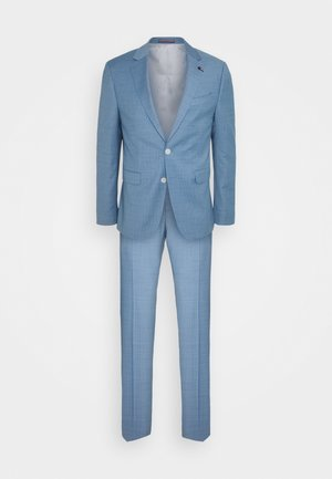 FLEX SLIM FIT SUIT - Suit - blue