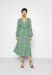 Ghost - ELIZA DRESS - Robe d'été - green print - 1