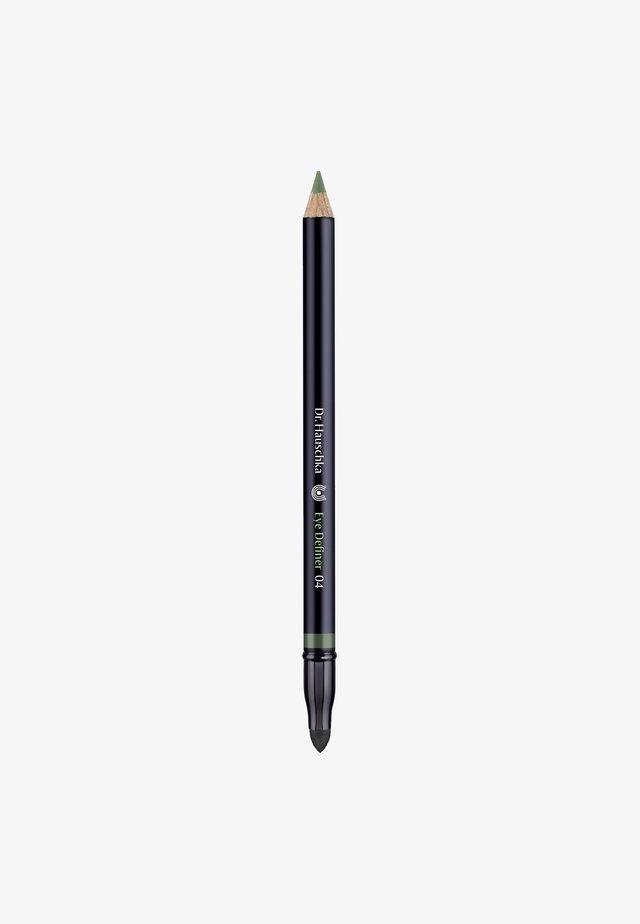 EYE DEFINER - Eyeliner - green