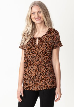 PATRICIA - Blouse - rust