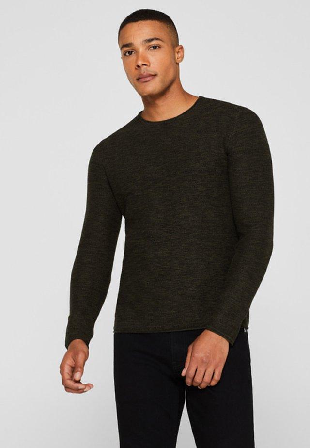 NOOS - Pullover - khaki green