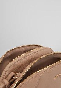 LIU JO - CROSSBODY - Across body bag - beige - 5