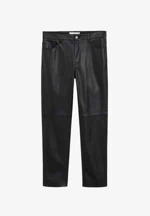LILLE - Trousers - noir