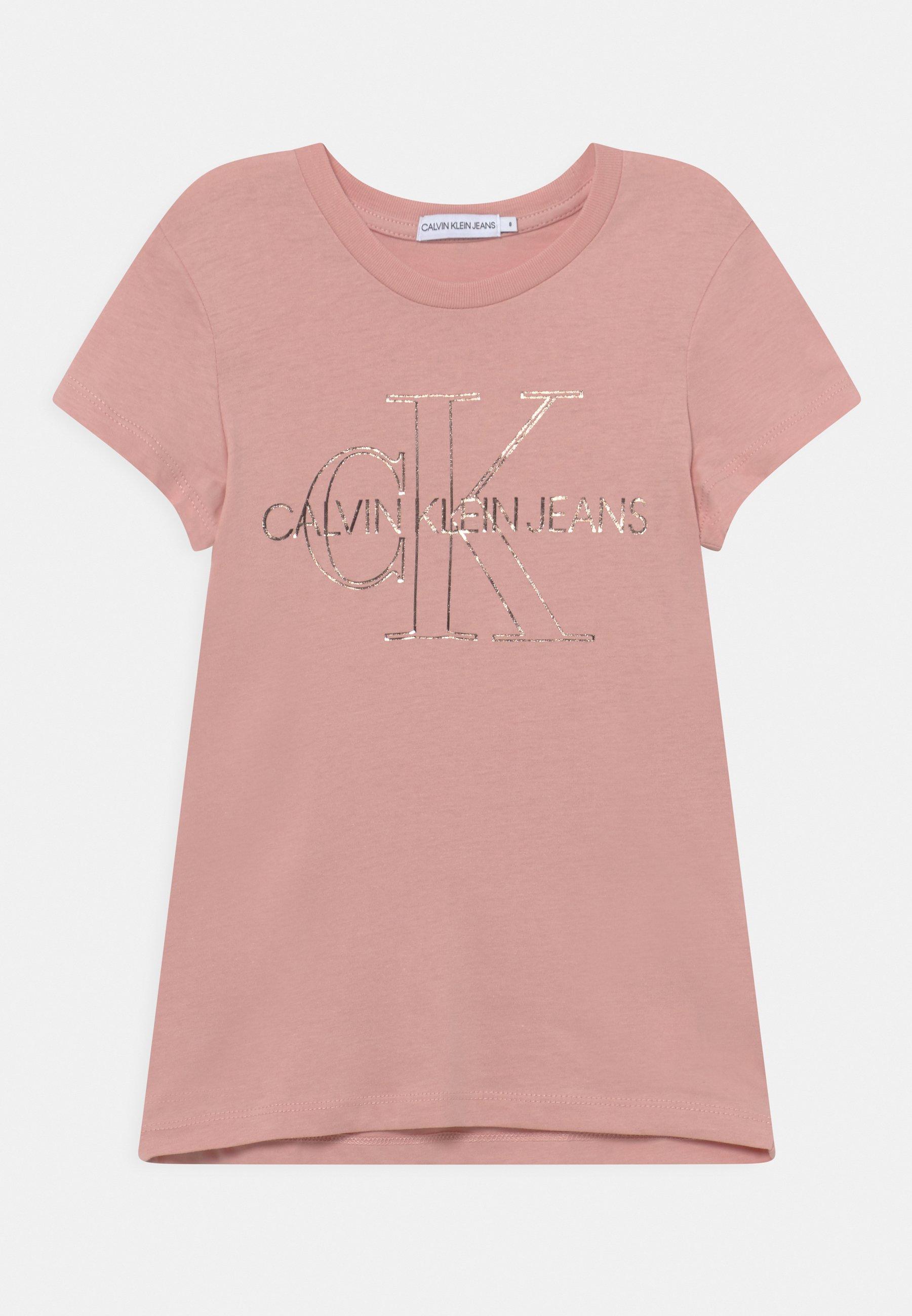 Enfant MONOGRAM OUTLINE SLIM - T-shirt imprimé