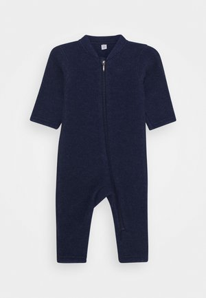 MERLIN WOOL  - Overall / Jumpsuit /Buksedragter - blues