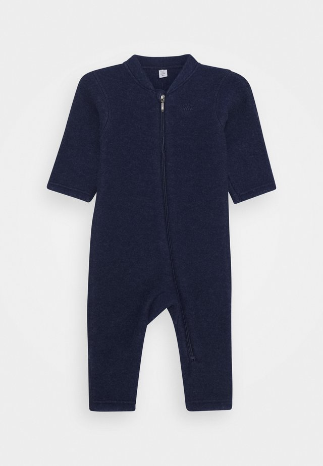 MERLIN WOOL  - Tuta jumpsuit - blues