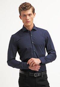 HUGO - JASON SLIM FIT - Formal shirt - navy - 0