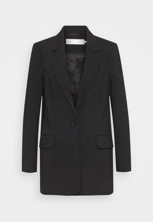 ZELLA LONG  - Halflange jas - black