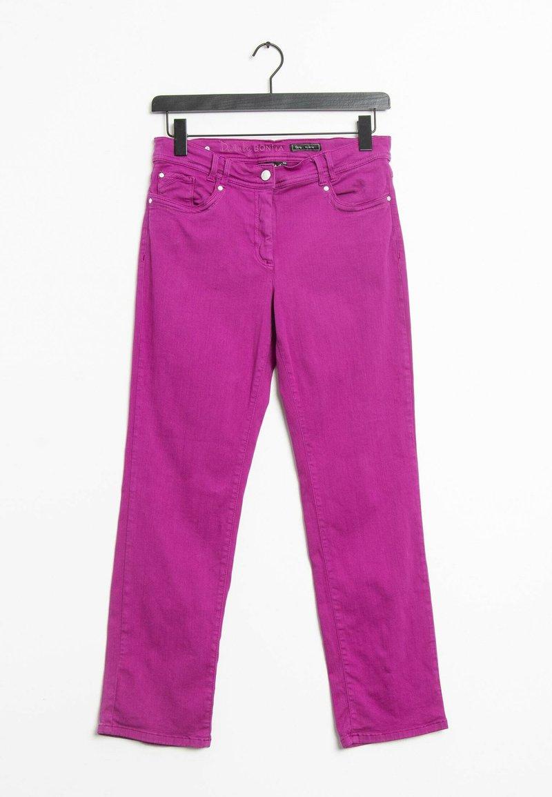 Bonita - Straight leg jeans - pink