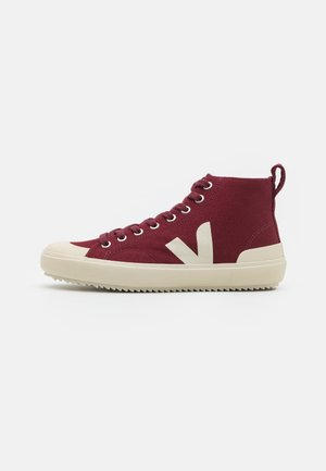 NOVA  - Sneakers hoog - amarante/pierre