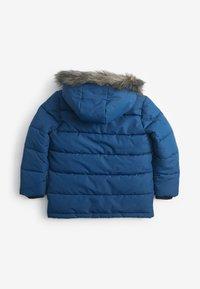 Next - LONGLINE - Winter jacket - blue - 1