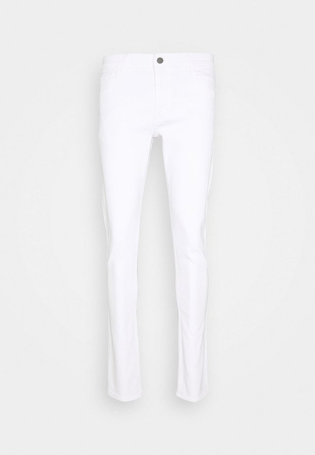 SUPER  - Jeans Skinny Fit - white
