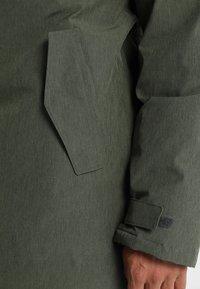 Bergans - OSLO - Bunda zprachového peří - khaki - 6