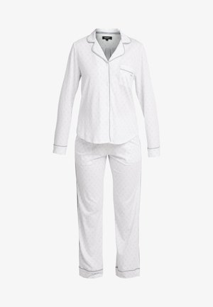 NEW SIGNATURE - Pyjama set - white
