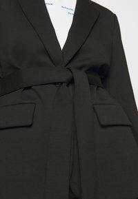Proenza Schouler White Label - SUITING TIE WAIST - Blazer - black - 6