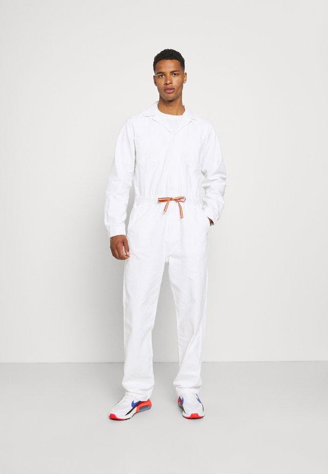 PRIDE LIBERATION UNISEX - Jumpsuit - white