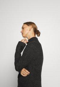 Anna Field - Jersey de punto - dark grey melange - 3