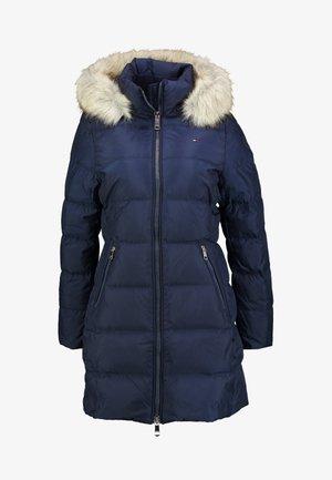 NANI COAT - Kabát zprachového peří - blue
