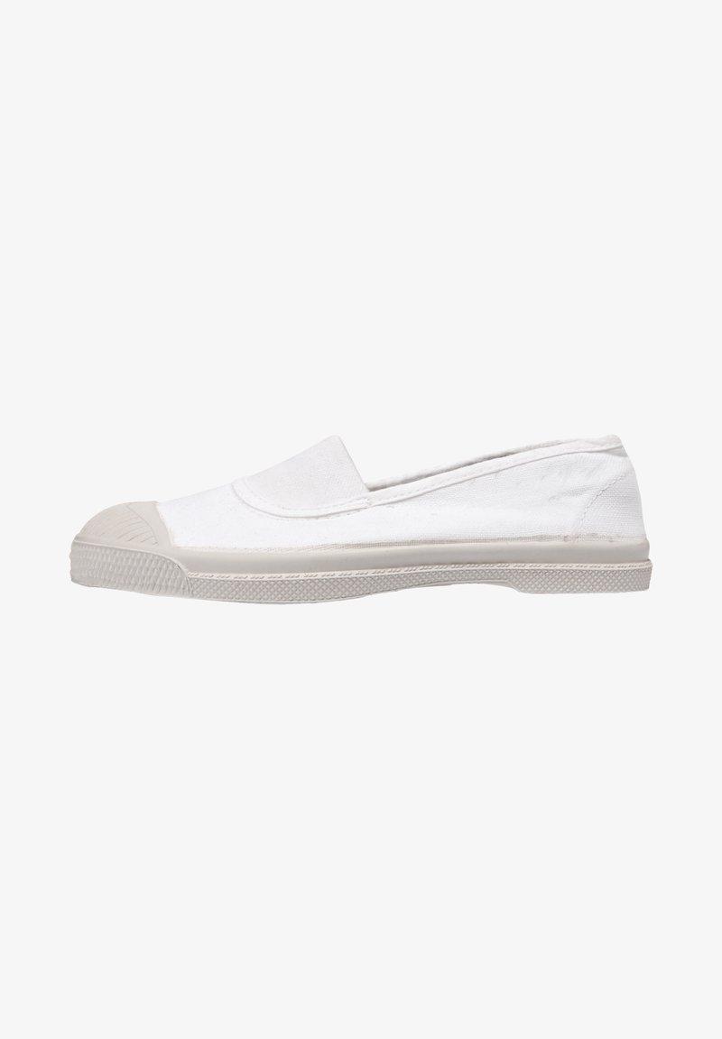 Bensimon - ELASTIC - Loaferit/pistokkaat - white