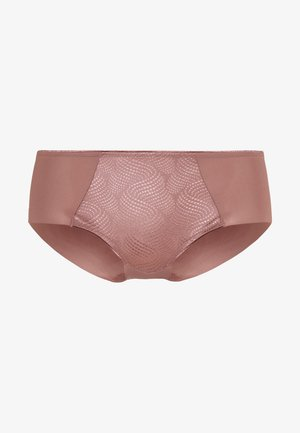 ESSENTIAL MINIMIZER HIPSTER - Pants - rose brown
