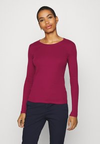Benetton - Long sleeved top - burgandy - 0