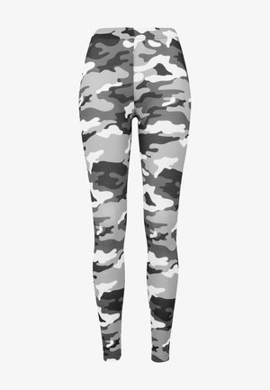 Leggings - Trousers - snow camo