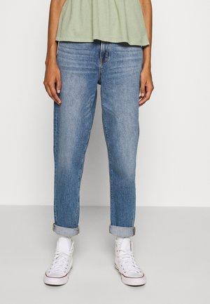 MOM  - Straight leg jeans - monaco blue