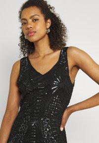 Molly Bracken - LADIES DRESS - Cocktail dress / Party dress - snake black - 3