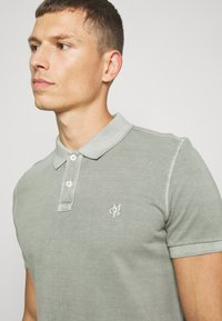 Marc O'Polo - SHORT SLEEVE - Poloshirt - shadow - 4