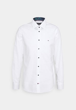 PLAIN REGULAR FIT - Camicia elegante - white