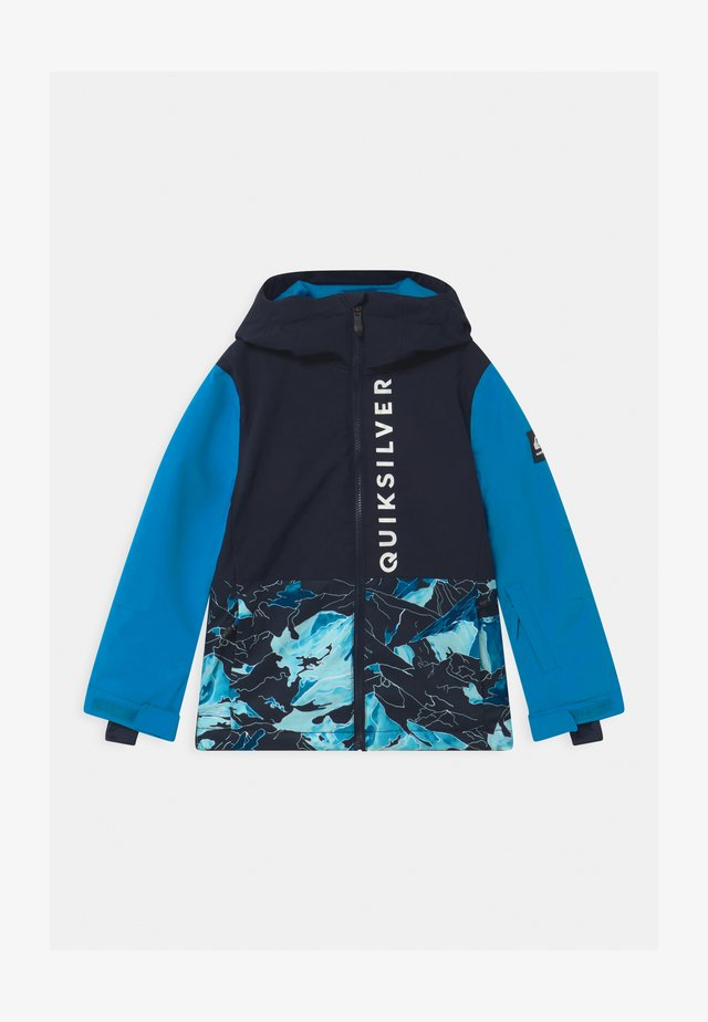 SIDE HIT UNISEX - Veste de snowboard - brilliant blue