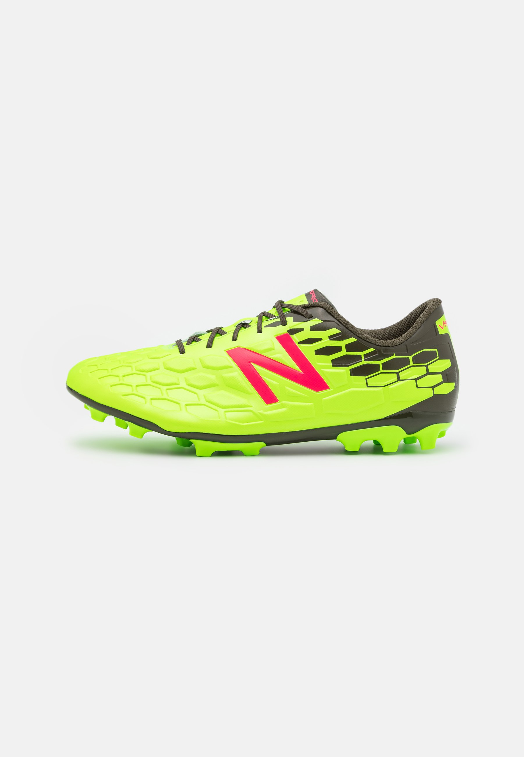 MSVMIA - Chaussures de foot à crampons - energy lime/military