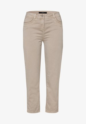 Slim fit jeans - raw cotton