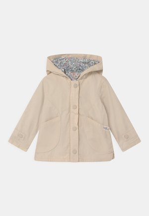 TRENCH - Short coat - beige