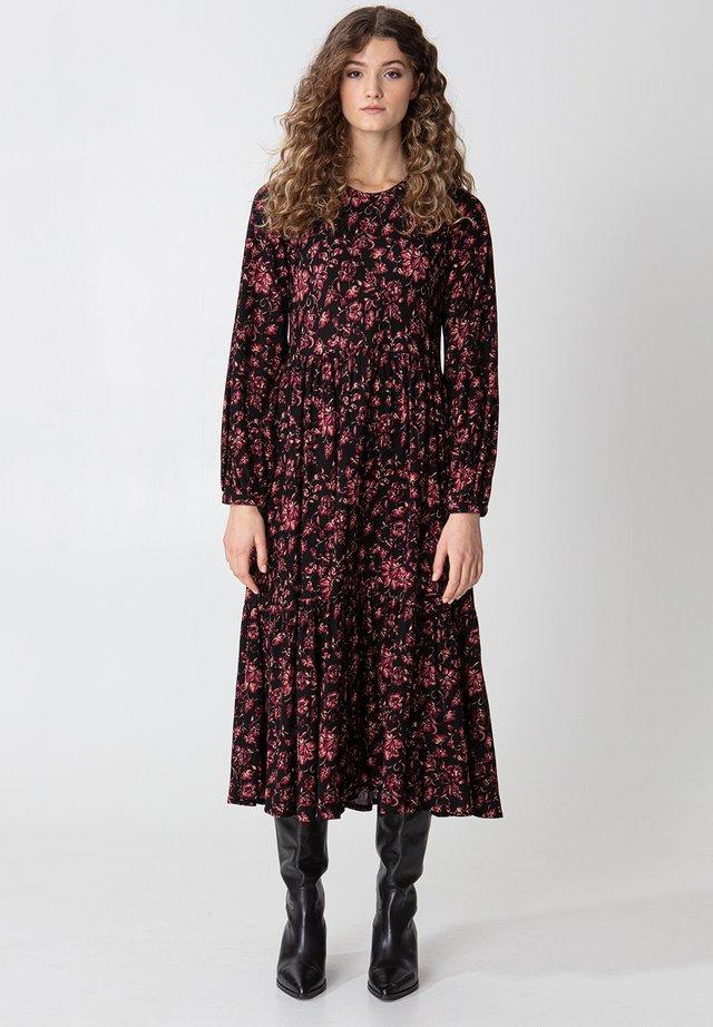 ESSA - Denní šaty - black