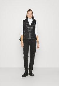 Calvin Klein - VEST - Waistcoat - black - 1
