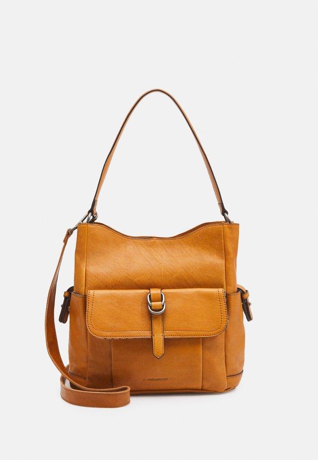 INCHI - Tote bag - dark honey