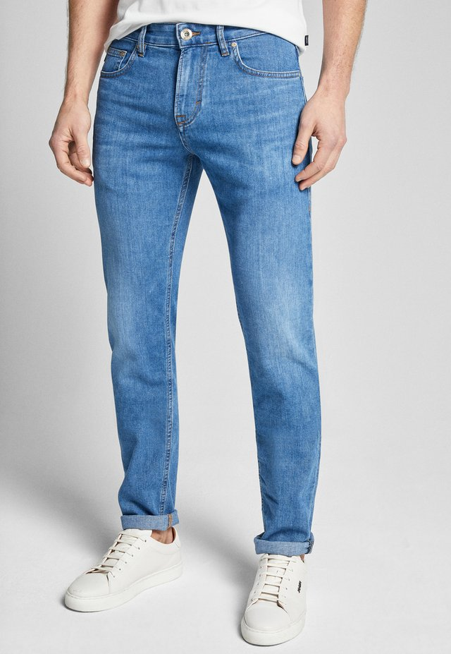 MITCH - Straight leg jeans - blau