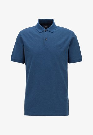 PALLAS - Polo shirt - open blue