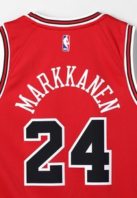 Nike Performance - NBA CHICAGO BULLS SWINGMAN ICON - Funktionsshirt - red - 3