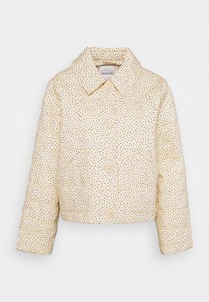 NICCO JACKET - Light jacket - white